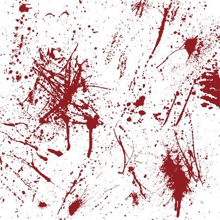 splodge: Ink blots background