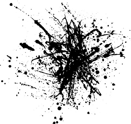 ink splash: Ink splash