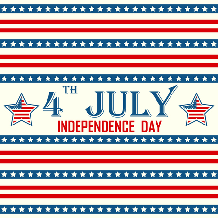 circa: Background with national signs and colors of independence day. eps10