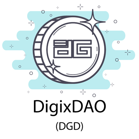 DigixDAO outline coin