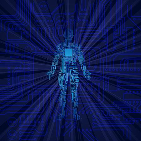 Digital human security