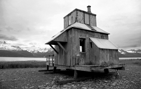 costal: Abandoned Coastal Shack