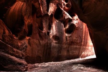 slot canyon: Slot Canyon Hallway