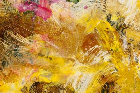 Fondo colorido abstracto de la pintura de acrílico Foto de archivo - 20359917
