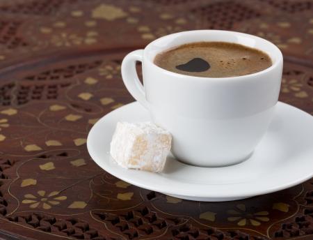 Turkish coffee Standard-Bild