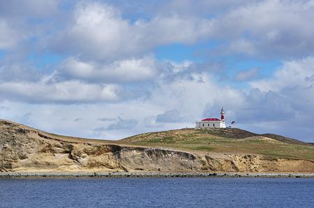 strait of magellan: Magdalena island, Strait of Magellan, Chile