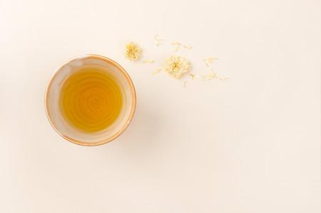 Set of herbal tea