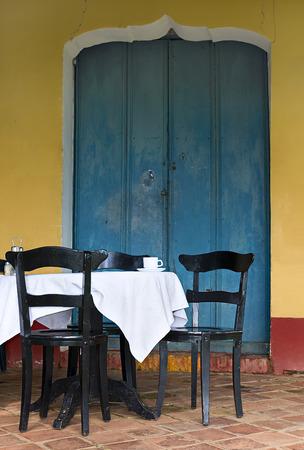 alfresco: Cafe interior