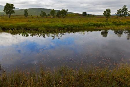moor: Rannoch moor, Scotland