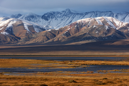 Mongolia nature, landscape