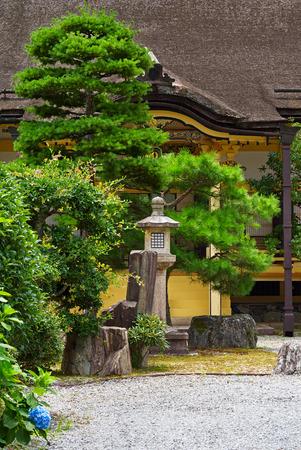 Architettura tradizionale del Giappone Archivio Fotografico - 91395542