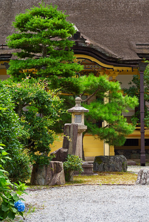 Japan traditional architecture