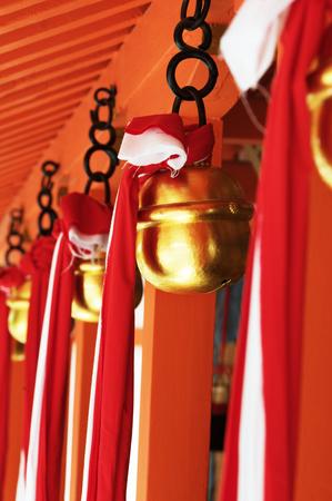 Japan red bells