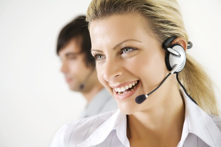 it support: male and female operators