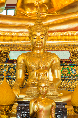 Golden Buddha Hat beautiful crown