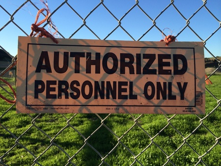 Authorized Personal Sign