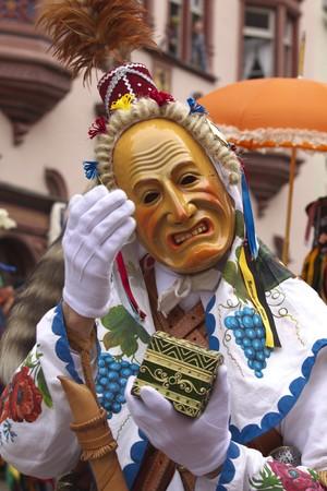 Carnival, Bad Cannstatt, Germany