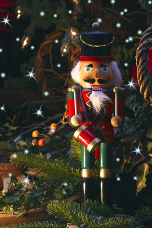 christmas military: Nutcracker