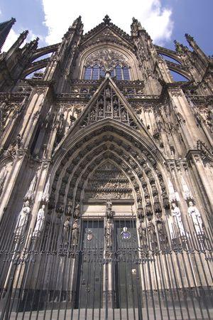 dom: Dom Cologne Banque d'images