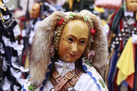 fasnet: carnival in southern Germany