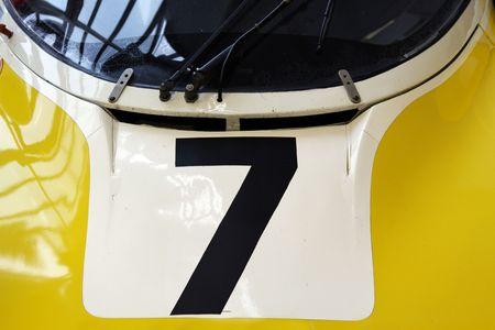 sports cars Stock Photo
