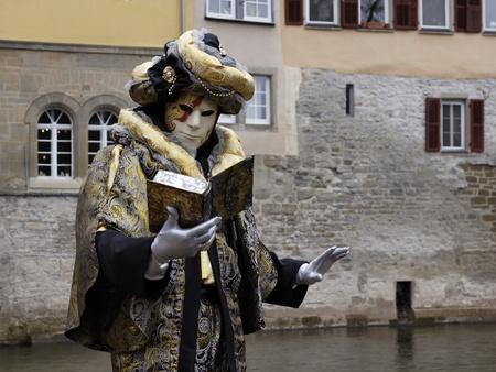 Venice Carnival Costumes