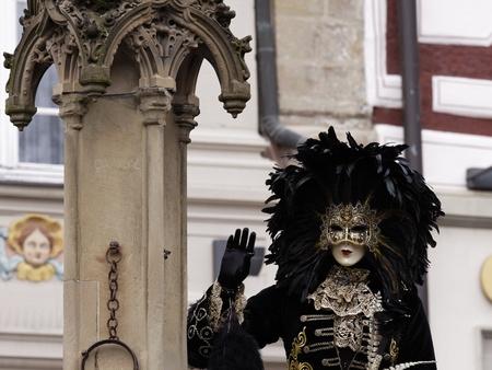 Venice Carnival Costumes photo