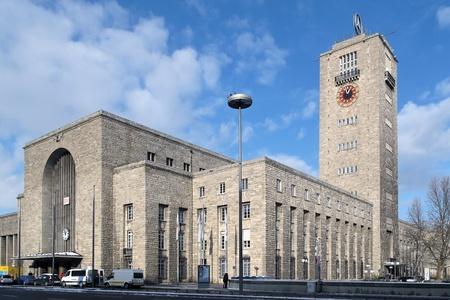 Stuttgarter Hauptbahnhof