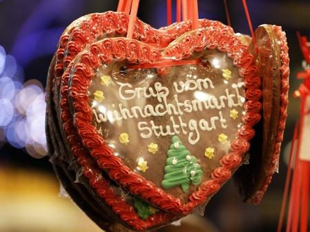Christmas market in Stuttgart Stock Photo - 12679682
