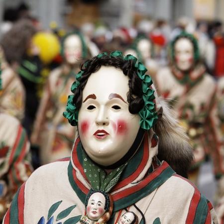 Carnival in Konstanz - Germany