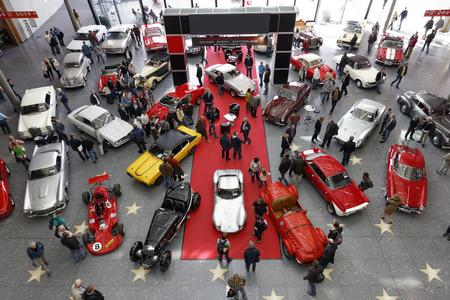 classics: Exhibition - Retro Classics Stuttgart 2013, on 09.03.2013