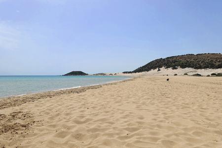 Strand in Nord Zypern - Golden Beach