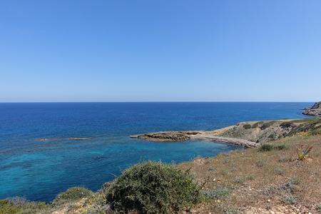 Blue sea - North Cyprus