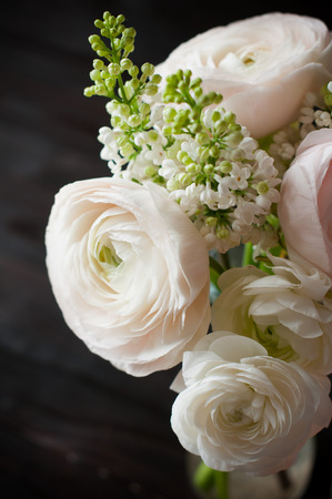 Home Festive Wedding Decor Exquisite Bouquet Of Flowers Buttercups