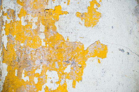 Abstract Background, Old Cracked Plaster Wall, Clear White Texture ...