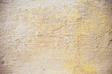 stucco texture: texture of light beige stucco wall, close-up