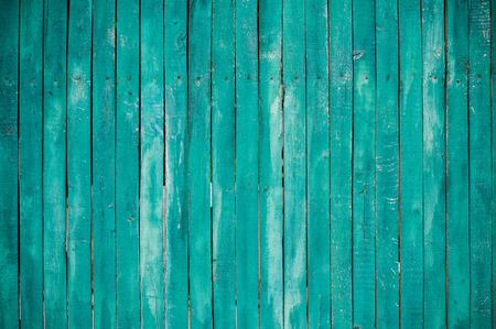 Текстура зеленых деревянных досок, яркий сарай стены, деревенский стиль