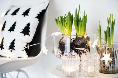 chambre minimaliste décoration