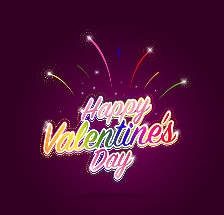 gay men: happy valentines day design for metrosexual. metro-sexual valentine words. vector illustration.