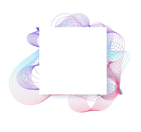 Fluid frame line design