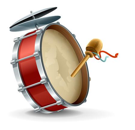 ドラム楽器
