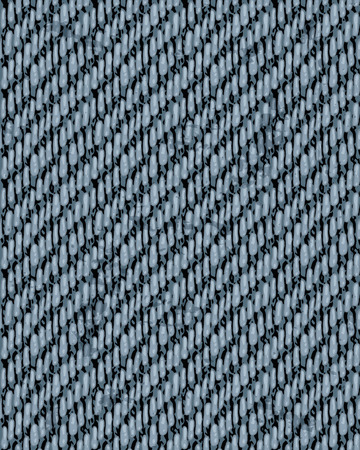 vector fabric: Jean pattern realistic seamless texture. Vector illustration