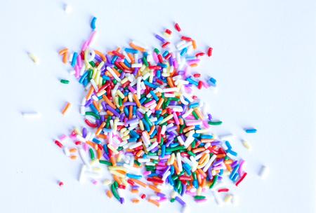 Sprinkles Stock fotó