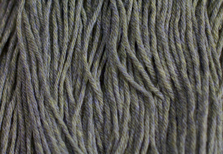 Yarn up close
