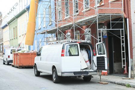 refit: An Urban Refit Contractor Truck