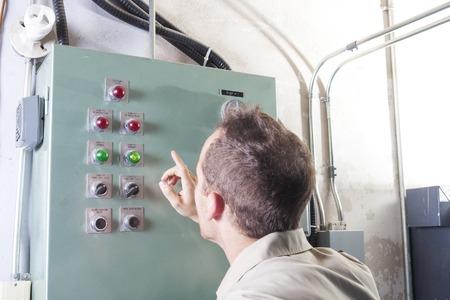 parer: An Air Conditioner Repair Man at work