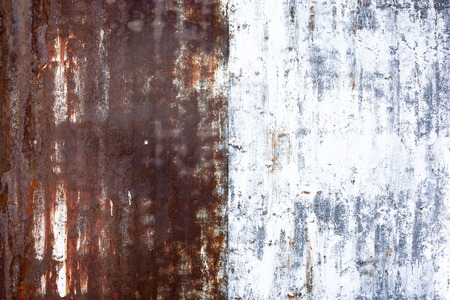 A nice metal corroded texture background outside Stock Photo