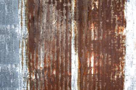 corroded: A nice metal corroded texture background outside Stock Photo
