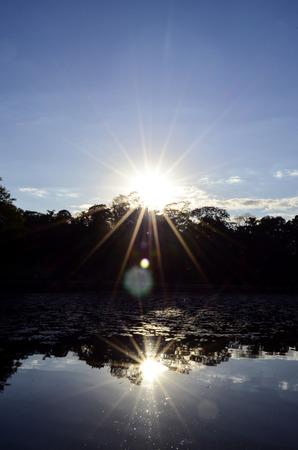 reflecting: reflecting