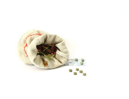 Alternativ: herbal pills